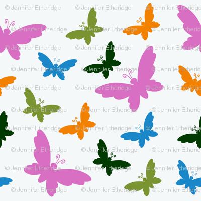 White Butterfly Dance
