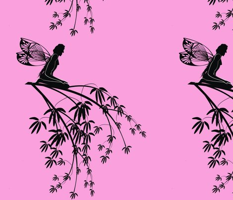Rsilhouette_fairies_on_tree_branch_on_pink_shop_preview