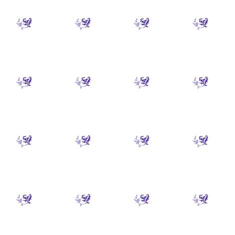 purple stems fabric by dreamskyart on Spoonflower - custom fabric