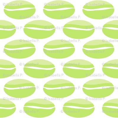 Big Bean - green