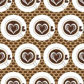Lovin Dark Coffee