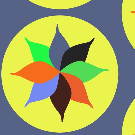 Pinwheel fabric by boris_thumbkin on Spoonflower - custom fabric