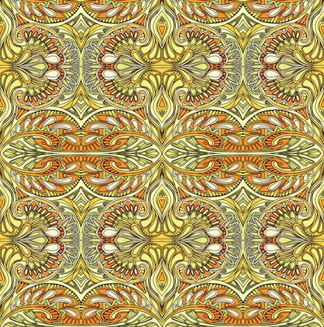 Sunshine on the farm fabric by edsel2084 on Spoonflower - custom fabric