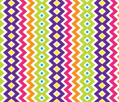 Circus fabric by martinaness on Spoonflower - custom fabric