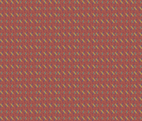 © 2011 Tricolor fabric by glimmericks on Spoonflower - custom fabric