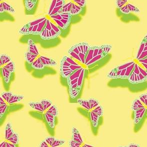 Butterfly Motif 4
