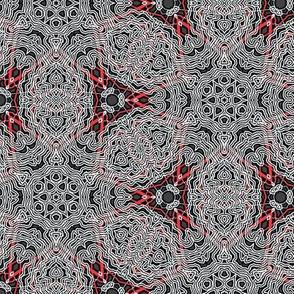 triangle flowers