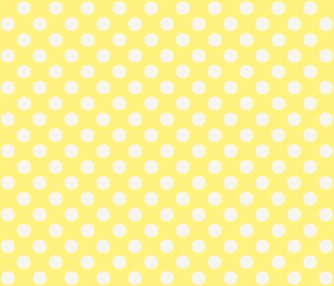 cream and sugar ©2011 Jill Bull fabric by palmrowprints on Spoonflower - custom fabric