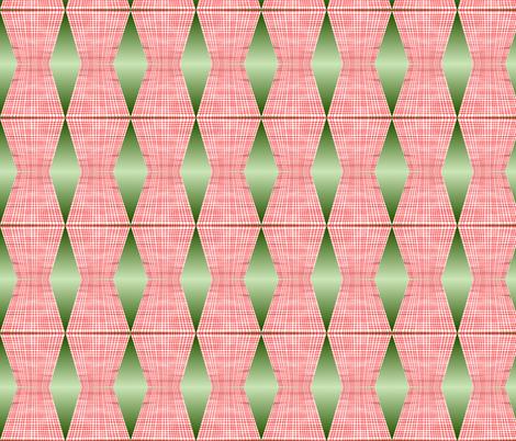 picnic_cloth_on_the_grass fabric by vinkeli on Spoonflower - custom fabric