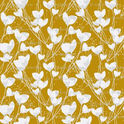 Primrose Gold Background