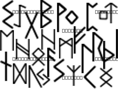 Runic Writing