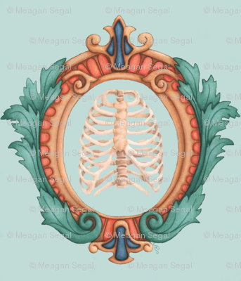 ribcage crest