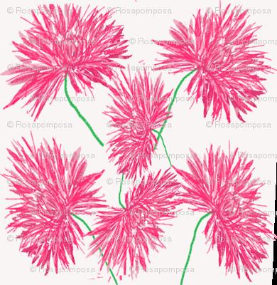 Fireworks Flower
