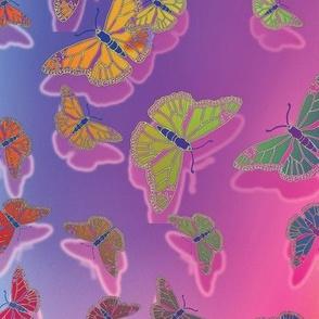 Butterfly Motif 23