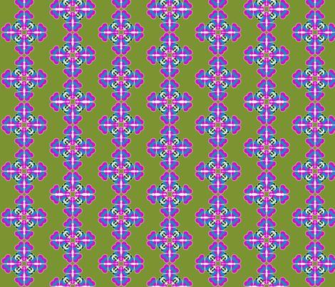 Butterfly Kaleidoscope fabric by ninjaauntsdesigns on Spoonflower - custom fabric