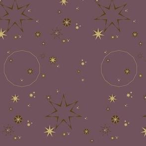 mauvetaupe-stars