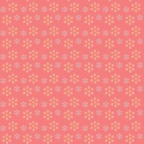 Court & Spark - Scandi Flowers Peachy Pink