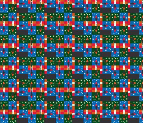 A Firework fabric by annalisa222 on Spoonflower - custom fabric