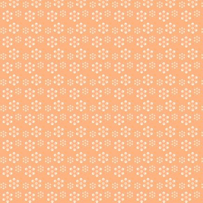 Court & Spark - Scandi Flowers Just Peachy