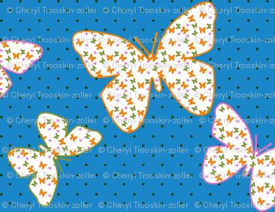 Butterflies within Butterflies