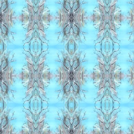 Winter Sky fabric by jelder on Spoonflower - custom fabric