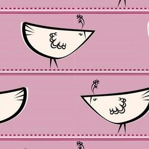Bird the Herd: fiu fiu!