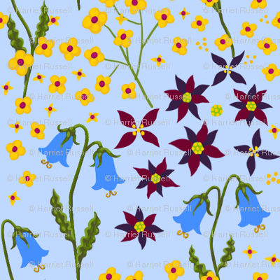 lyrd floral 12 basic lght