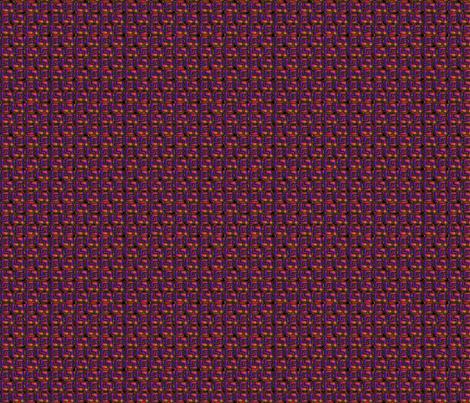 © 2011 bloX tiny fabric by glimmericks on Spoonflower - custom fabric