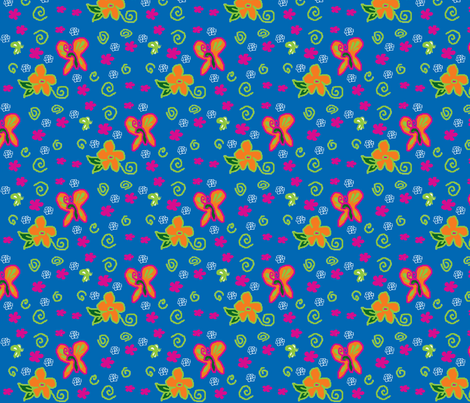 boldbutterfly fabric by mejo on Spoonflower - custom fabric