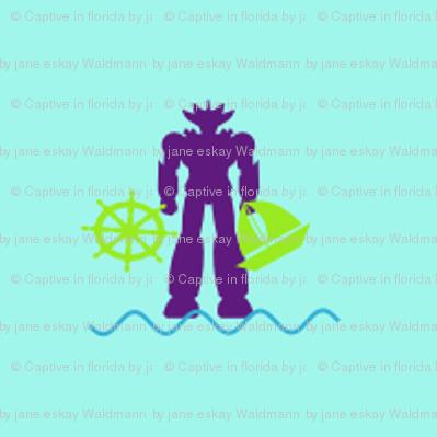 Caleb's Purple Bot