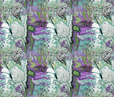 organics fabric by heikou on Spoonflower - custom fabric