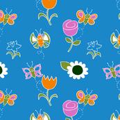 Flutterby Butterflies