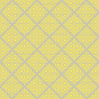 Lattice yellow and gray