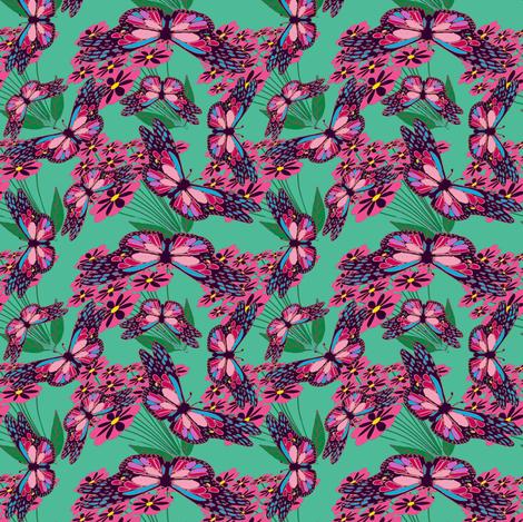 ALovelyBug5-3-ch-ch fabric by grannynan on Spoonflower - custom fabric