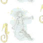 Mermaid Seahorse