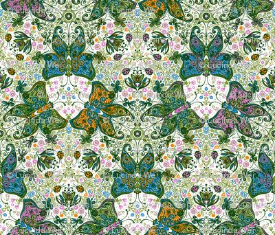 Anatomy of a Garden in Color - © Lucinda Wei
