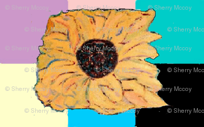 Sunflower Pallette