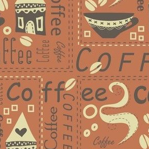 Coffee House (Only 3 colours)