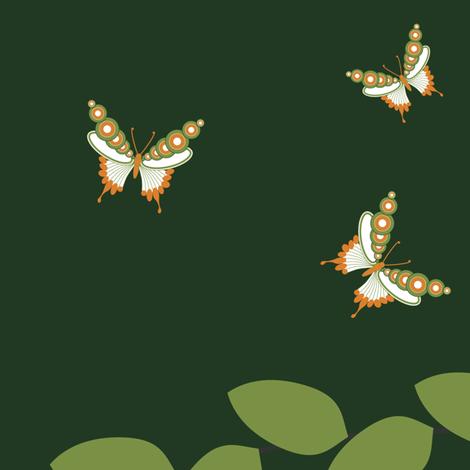 Garden Party fabric by greenmyeyes on Spoonflower - custom fabric