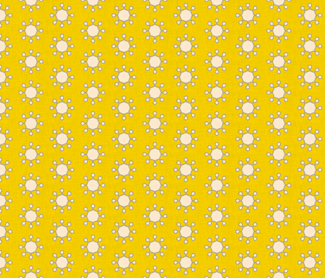 little_sun_linens fabric by holli_zollinger on Spoonflower - custom fabric