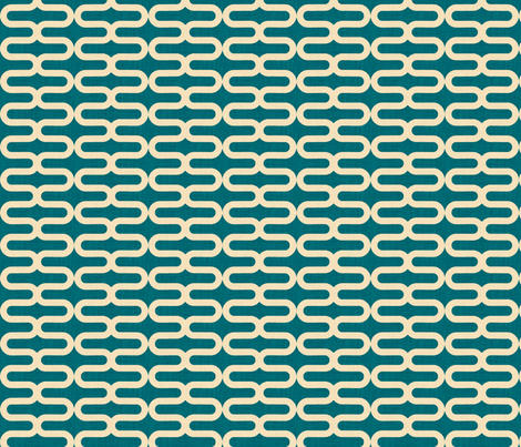 kunda_linen_ocean fabric by holli_zollinger on Spoonflower - custom fabric