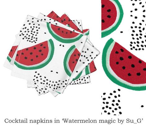 Watermelon magic, LARGE by Su_G