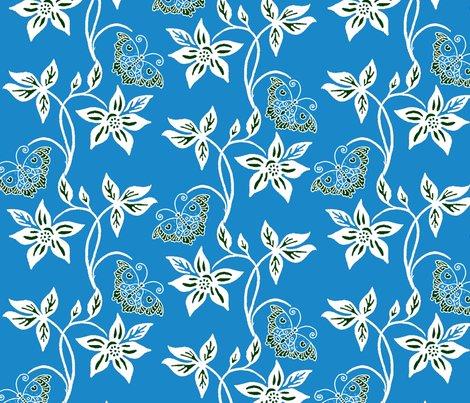 Rbutterfl-tjapflower-rpt-150-blk-wht-blue_shop_preview