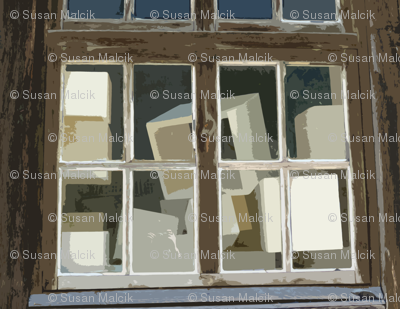 Boxes in the Window