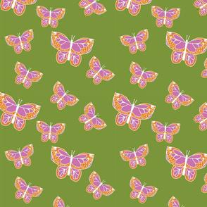 Butterflies_LimitedPalette_Contest