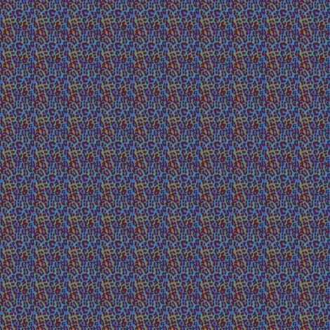 ©2011 Micro20 leopardprint wild thing-ed fabric by glimmericks on Spoonflower - custom fabric