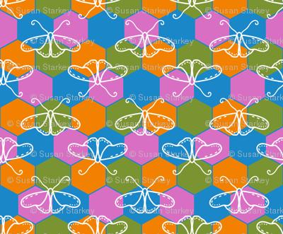 Butterfly Blueprint