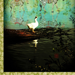 Zebrasky_day_framed_vert_fleur