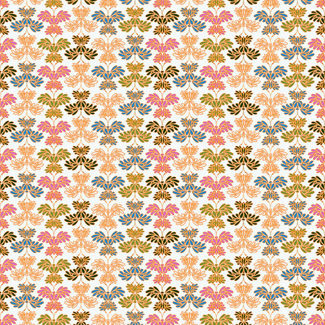 © 2011 Micro20 Butterflums 01 fabric by glimmericks on Spoonflower - custom fabric