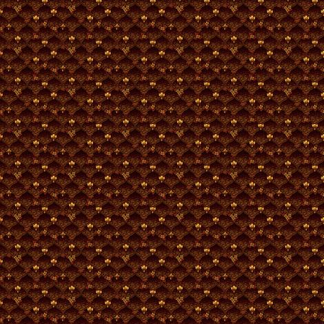 ©2011 MIcro20 woodnymphweddingfeast fall fabric by glimmericks on Spoonflower - custom fabric